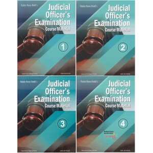 Padala Rama Reddi's Judicial Officer's Examination Course Material [4 Vols.] by Asia Law House | JMFC