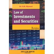 Asia Law House's Law of Investments & Securities For BSL & LL.B by Dr. S. R. Myneni