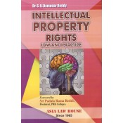 Asia Law House's Intellectual Property Rights Law and Practice [IPR] by Dr. S. V. Damodar Reddy