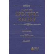 Asia Law House's Law of Specific Relief [HB] by Justice P. S. Narayana, Girija Shankar Sharma