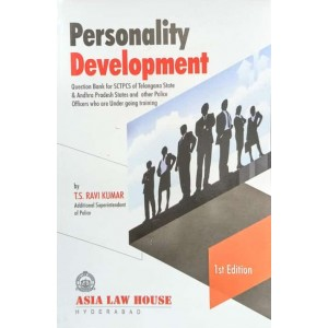 Asia Law House's Personality Development by T. S. Ravi Kumar