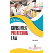 Asia Law House's Consumer Protection Law for BALLB & LLB by Dr. S. R. Myneni