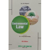 Asia Law House's Environmental Law by DR. S. R. Myneni