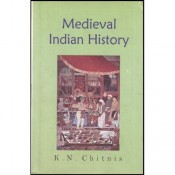 Atlantic Publication's Medieval Indian History by K.N. Chitnis