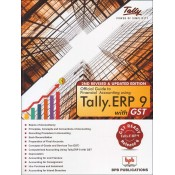 BPB Publications Official Guide to Financial Accounting Using Tally.ERP 9 with GST by Tally Educational Private Limited