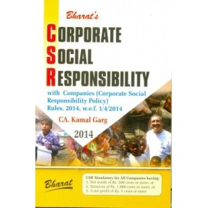 Bharat's Corporate Social Responsibility by CA. Kamal Garg