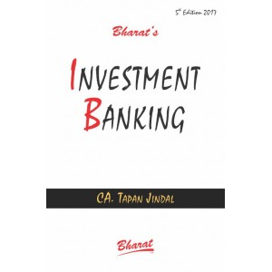 Bharat's Investment Banking by CA. Tapan Jindal
