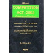 Bharat's Competition Act, 2002 (Principles and Practices) by Professor (Dr.) V. K. Agarwal