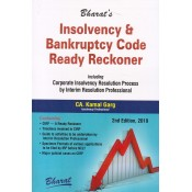 Bharat's Insolvency & Bankruptcy Code Ready Reckoner by CA. Kamal Garg