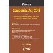 Bharat's Companies Act, 2013 with Insolvency and Bankruptcy Code, 2016 & National Company Law Tribunal