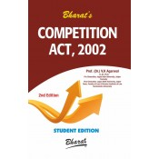 Bharat's Competition Act, 2002 by Prof. (Dr.) V. K. Agarwal