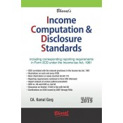 Bharat's Income Computation & Disclosure Standards [ICDS] by CA. Kamal Garg