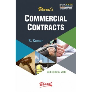 Bharat's Commercial Contracts by R. Kumar (With Free Download)