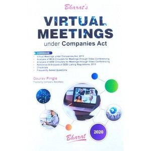 Bharat's Virtual Meetings under Companies Act, 2013 by Gaurav Pingale