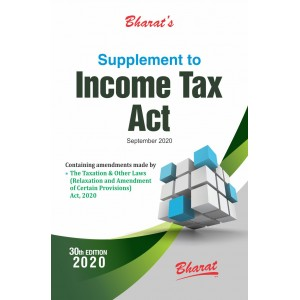 Bharat's Supplement to Income Tax Act