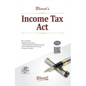 Bharat's Income Tax Act 2021 by Ravi Puliani & Mahesh Puliani