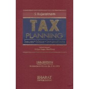 Bharat Law Publication's Tax Planning Issues Ideas Innovations [HB] by S. Rajaratnam & B. V. Venkataramaiah