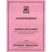 Bhosale Law Class's Jurisprudence for LL.B | Bhosale Publication