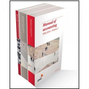 PricewaterhouseCoopers (PWC) Manual of Accounting - IFRS 2015 (3 Volumes) by Bloombury Professional Publishing