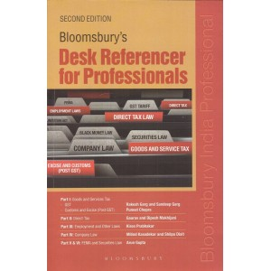 Bloomsbury's Desk Referencer for Professionals by Bloomsbury India