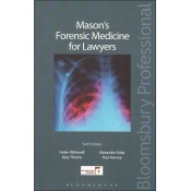 Mason's Forensic Medicine for Lawyers by Helen Whitwell, Alexander Kolar for Bloomsbury Publishing India