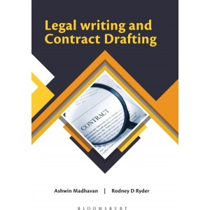 Bloomsbury's Legal Writing & Contract Drafting by Ashwin Madhavan, Rodney D Ryder