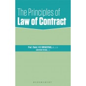 Bloomsbury's The Principles of Law of Contract by Prof. (Retd.) R. C. Srivastava, Ashutosh Pathak