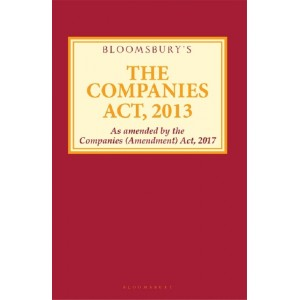 Bloomsbury's The Companies Act, 2013