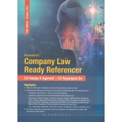 Bloomsbury's Company Law Ready Referencer 2019 by CA. Sanjay K Agarwal & CS. Rupanjana De