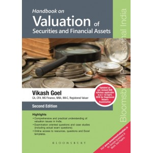Bloomsbury's Handbook on Valuation of Securities and Financial Assets by Vikash Goel
