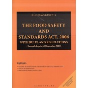 Bloomsbury's The Food Safety and Standards Act, 2006 with Rules and Regulations