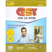 Book Corporation's GST for CA Inter May 2020 Exam by FCA. Sanjay Mundhra, FCA. Suman Mundhra
