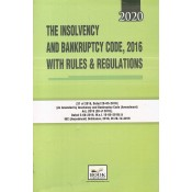 Book Corporation's The Insolvency and Bankruptcy Code, 2016 with Rules & Regulations