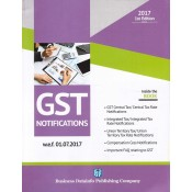 BDP's GST Notifications
