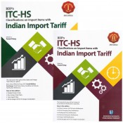BDP's ITC-HS Classifications on Import Items with Indian Import Tariff by Anand Garg [2 Vols.]