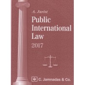 Jhabvala Law Series: Public International Law Notes for BSL & LL.B by C. Jamnadas & Co.