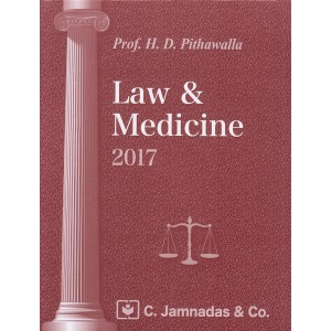 a098be32a20be Jhabvala Law Series Notes on Law & Medicine for BSl & LL.B by Prof