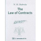 Jhabvala Law Series: Law of Contracts  for B.S.L & LL.B by Noshirman H. Jhabvala for C. Jamnadas & Co.