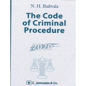 Jhabvala Law Series: Code of Criminal Procedure (CrPC) for BSL & LLB by Noshirvan H. Jhabvala | C.Jamnadas & Co.