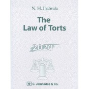 Jhabvala Law Series: Law of Torts for B.S.L & LL.B by Noshirvan H. Jhabvala, C.Jamnadas & Co.