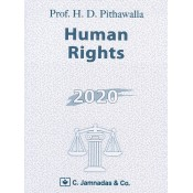 Jhabvala Notes on Human Rights for B.S.L & L.L.B by Prof. H. D. Pithawalla