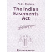 Jhabvala Notes on Indian Easements Act For BSL & LL.B by Noshirvan H. Jhabvala - C.Jamnadas & Co.