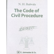 Jhabvala's The Code of Civil Procedure (CPC) for LLB / BL by Noshirvan H. Jhabvala | C. Jamnadas & Co