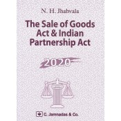 Jhabvala Law Series's Sale of Goods Act and Indian Partnership Act by Noshirvan H. Jhabvala | C. Jamnadas & Co.