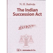 Jhabvala Notes on Indian Succession Act for BSL & LL.B by Noshirvan H. Jhabvala - C. Jamnadas & Co.