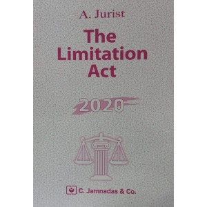 Jhabvala Law Series: Limitation Act for BSL & LL.B by A. Jurist | C. Jamnadas & Co.