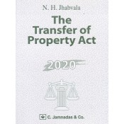 Jhabvala's Transfer of Property Act For LL.B by Noshirvan H. Jhabvala | C. Jamnadas & Company.