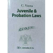 Jhabvala Notes on  Juvenile & Probation Laws by C. Veena| C. Jamnadas & Company