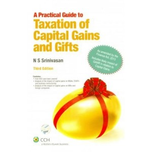 CCH's A Practical Guide to Taxation of Capital Gain & Gifts