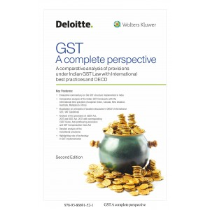 CCH's GST A Complete Perspective by Deloitte